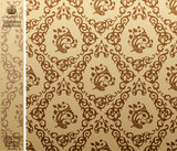 seamless vintage background Pattern brown