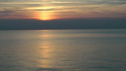 Sonnenuntergang am Meer - Video - Sunset Ocean
