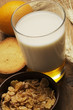 Latte con miele