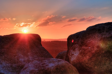 HDR Sunset 3