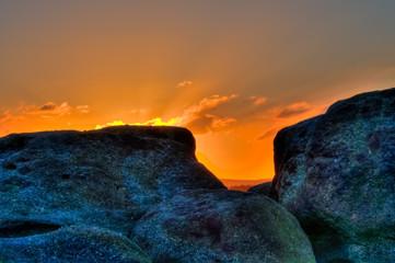 HDR Sunset 2