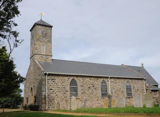 Church on Sark