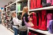 femme - shopping