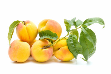 ecological peaches