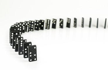 Domino row