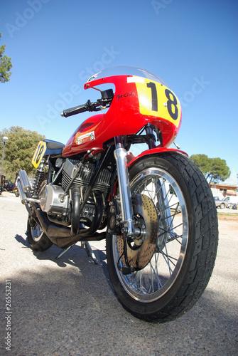 Foto op Plexiglas F1 motorcycle1