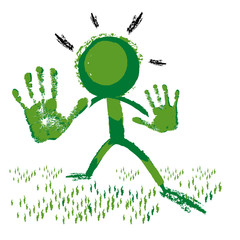 Militant Ecologiste Vert