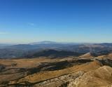 View from Dinara- highest mountain in Croatia