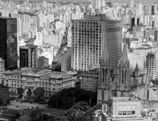 Praça da Sé em São Paulo