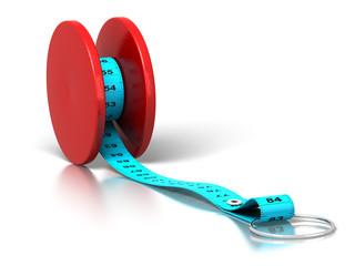 yoyo effect - weight cycling - yo-yo dieting