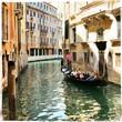 channels of romantic  Venice