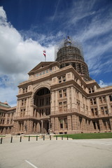 Texas State Capitol Building - Austin