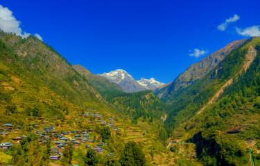 Parvati valley, North India