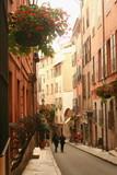 Fototapety Ruelle de Grasse, centre historique