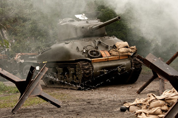 Sherman Tank – WW II
