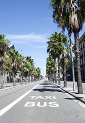 Streetview Barcelona