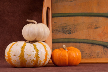 Seasonal Pumpkin Decorations