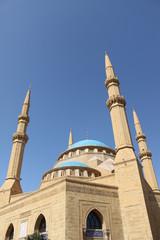 Mohammad Al-Amin Mosque, Beirut