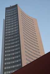 City-Hochhaus in Leipzig