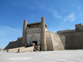 buchara walls
