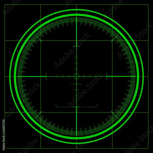 Radar screen - 26607250