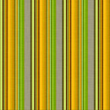 Vintage green and yellow shabby colored striped background poster