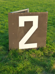 Zahl Zwei