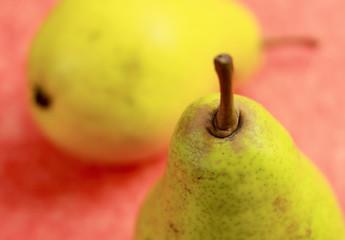 Pear detail