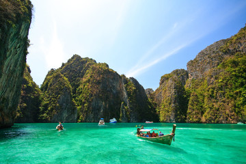 Phiphi Lay Island, Krabi Province, South of Thailand