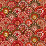 Fototapety Seamless oriental pattern