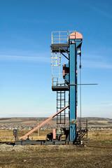 Pump-chair vertical