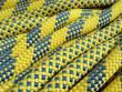 corde jaune escalade varappe spéléo