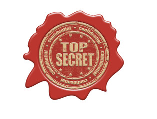 Top secret wax seal