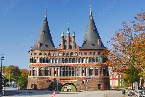 Lübecker Holstentor 024