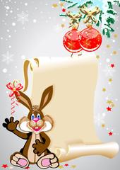 New rabbit