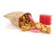 Sinterklaas present and ginger nuts