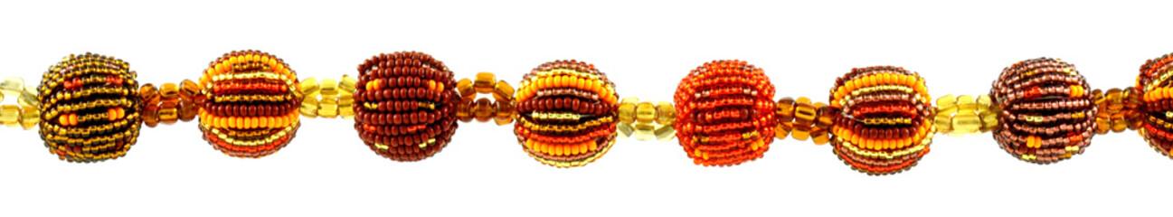 perles de collier fantaisie