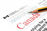 Immigration form Canada