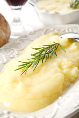 mashed potatoes-pure' di patate