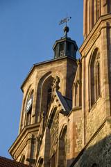 Nordturm der Johanniskirche Göttingen