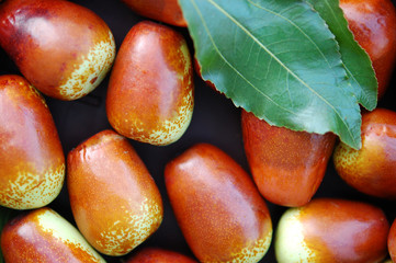 Pear- shaped jujube cultivar