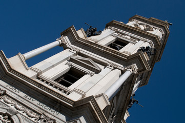 Campanile della Basilica di Pompei (NA)