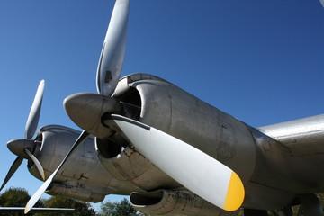 Propeller Tragfläche