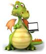 Dragon et ordinateur