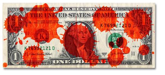 Blutiger Dollar