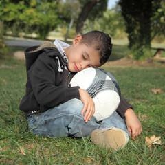 Football : rêve d'un petit garçon