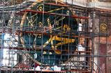 Hagia Sofia - Restoration poster