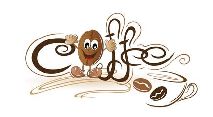 Kaffee, coffee, Kaffeetasse, design element, logo