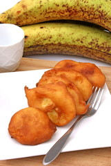 Fried Plantains – Pisang Goreng Raja