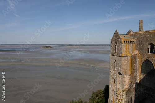 fortification mont saint michel